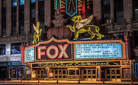 Fox Theatre - Detroit seating charts, schedule and Fox Theatre - Detroit directions Call for tickets at Fox Theatre - Detroit We are a resale marketplace, not .
